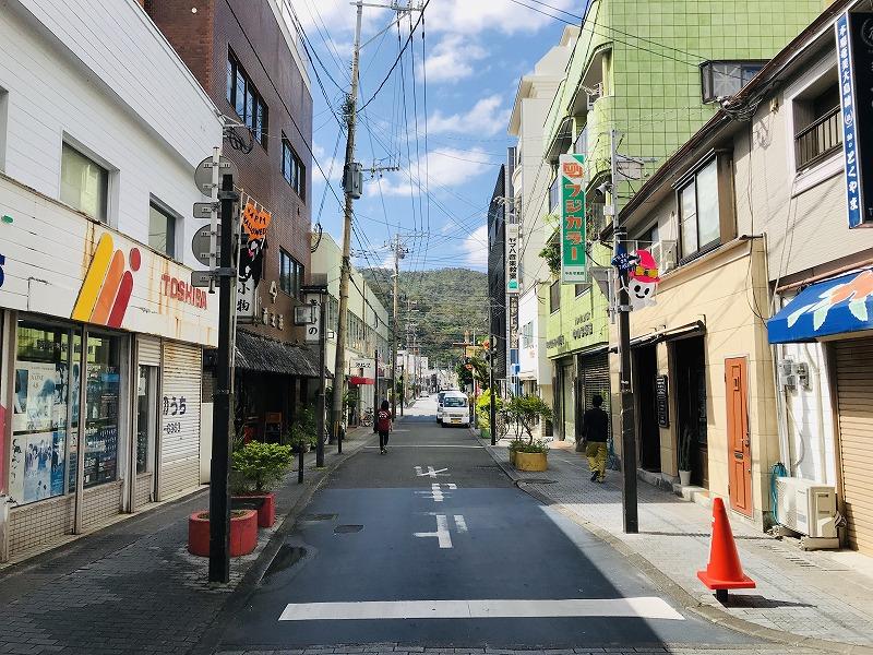 名瀬商店街